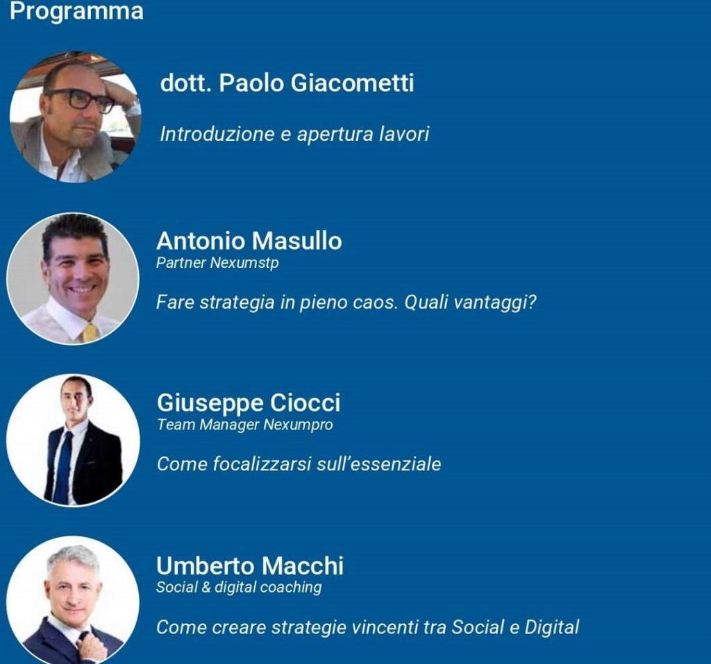 Webinar Gratuito 29 Maggio